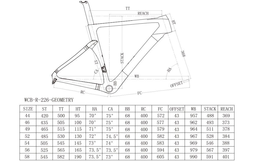WCB-R-226  Disc Brake